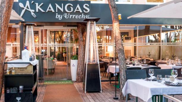 Restaurante A'KANGAS BY URRECHU
