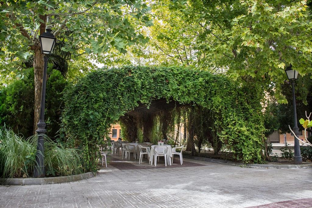 Jardín Residencia Nuestra Señora  de Gracia